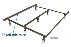 Metal-Bed-Frame-Adjustable-California