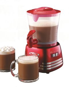 Nostalgia-HCM700RETRORED-32-Ounce-Chocolate-Easy-Pour