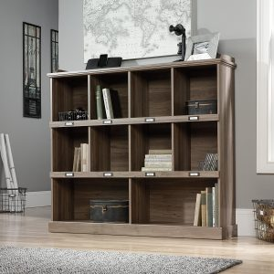 Sauder-Barrister-Lane-Bookcase-Salt Sauder Bookcase