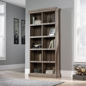 Sauder-Barrister-Lane-Tall-Bookcase