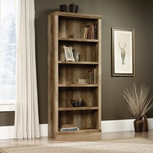 Sauder-Canyon-Shelf-Bookcase-Craftsman