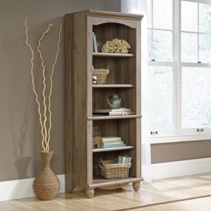 Sauder-Harbor-View-Shelf-Bookcase