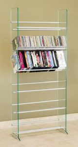 TransDeco-Glass-Multimedia-Rack-Clear