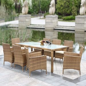 iKayaa-Outdoor-Dining-Wicker-Furniture