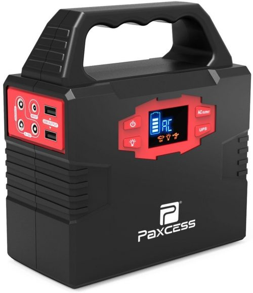 100-Watt Portable Generator Power Station, Portable AC Battery Packs