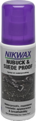 Nikwax Nubuck & Suede Spray-On Waterproofing