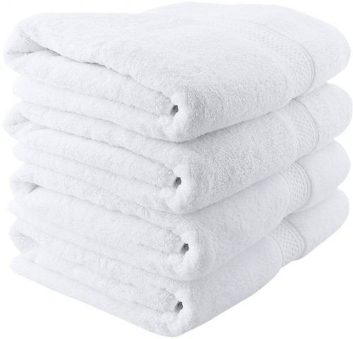 700 GSM Premium Bath Towels Set