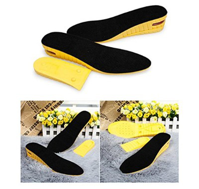 Kalevel® 5cm 2 Inches Height Increase Insoles Breathable Height Increasing Insoles Elevator