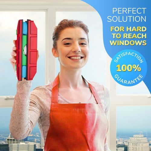 Magnetic Window Cleaner for Double Glazed Windows, Automatic Window Cleaners