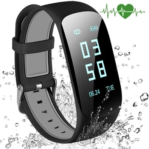 Abandship Fitness Tracker Watch with Slim Touch Screen