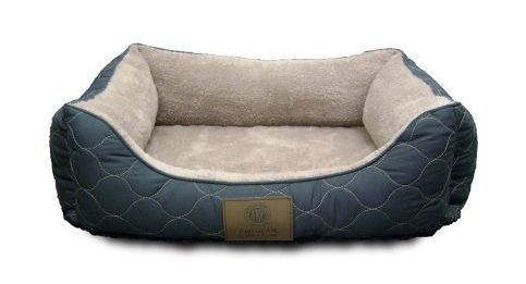 American Kennel Club Orthopedic Circle Stitch Cuddler Pet Bed