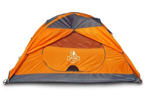 Archer Outdoor Gear 1 Man Camping & Backpacking Tent Ultralight