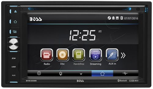 BOSS Audio BV9358B Double Din, Touchscreen