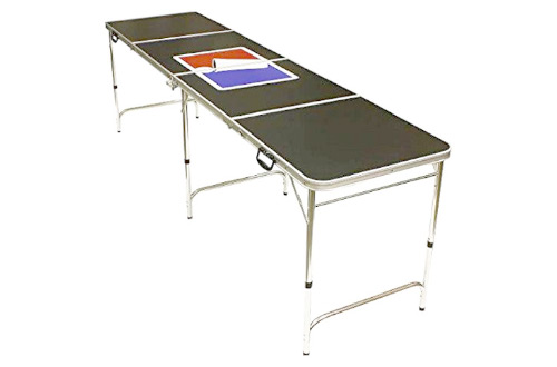 Red Cup Pong Portable Beer Pong Beirut Game Table