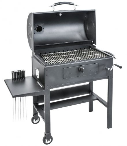Blackstone 3-in-1 Kabob Charcoal Grill