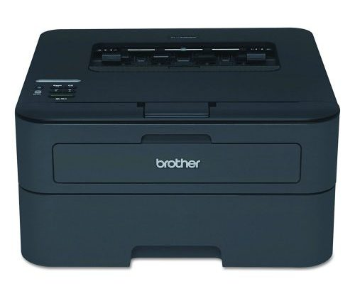 Brother HL-L2340DW Compact Laser Printer, Monochrome