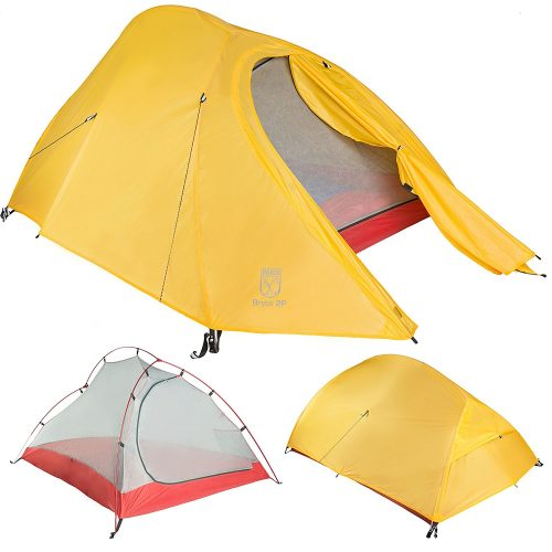 Bryce 2P Two Person Ultralight Tent and Footprint