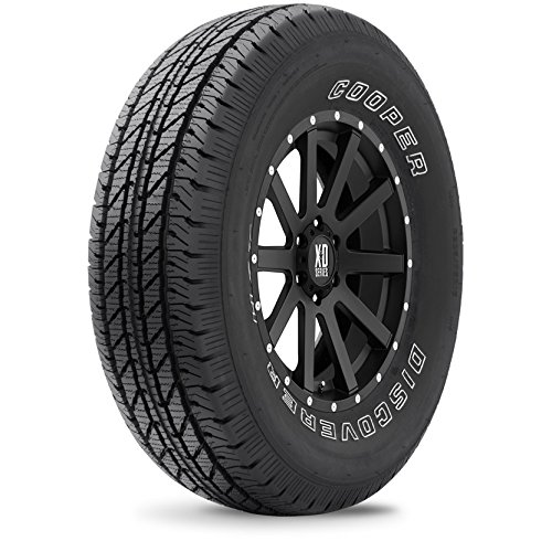 Cooper Discoverer H/T Best All Season Tires for Snow