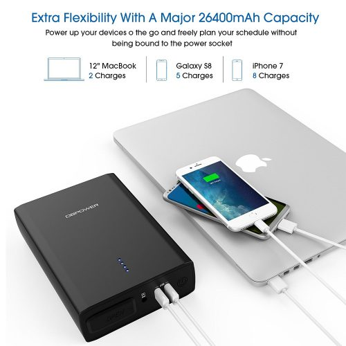 top 10 best portable ac battery packs power banks review. Black Bedroom Furniture Sets. Home Design Ideas