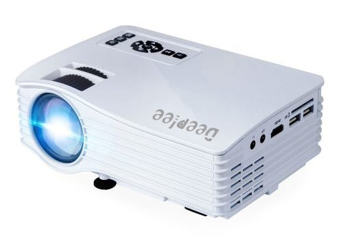 DeepLee DP36 DP400 LED LCD Mini Projector