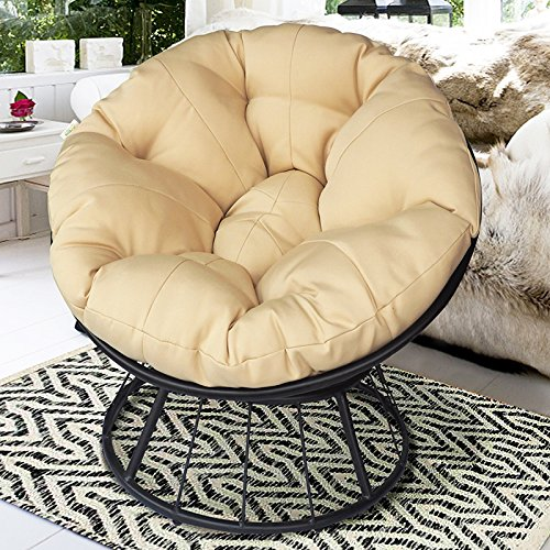 Deluxe 360 Swivel Papasan Chair, Double Papasan Chairs