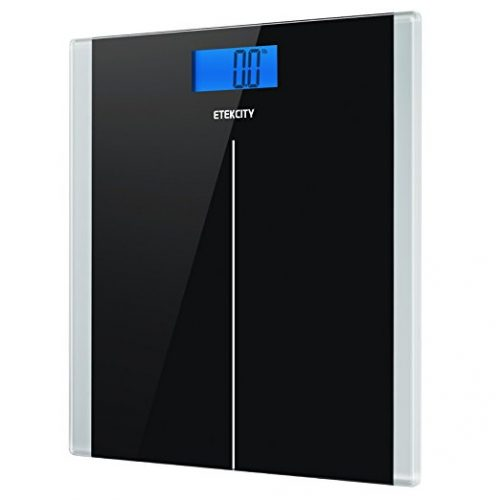 Etekcity Digital Body Weight Bathroom Scale-Weighing Scales