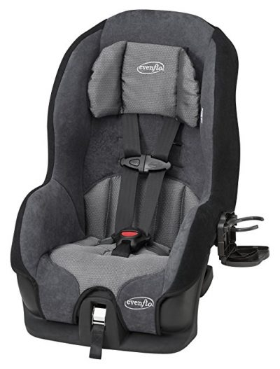 Evenflo Tribute LX Convertible Car Seat-Infant Car Seats
