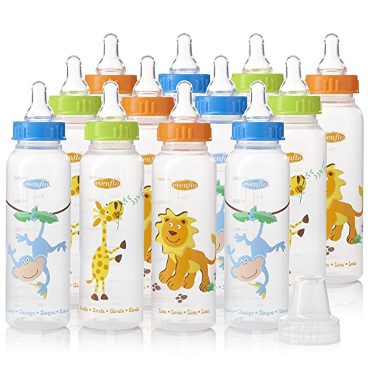 Evenflo Zoo Friends Bottle