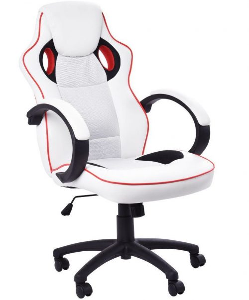Giantex Executive Swivel Gaming Chair Most Comfortable Office For Gamer