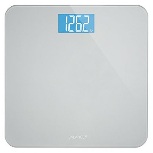 Greater Goods Backlit Digital Body Weight Bathroom Scale