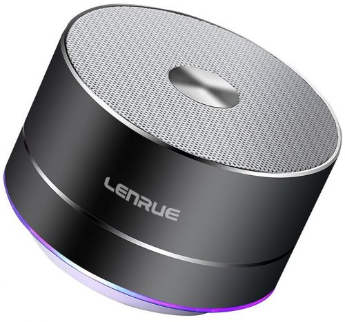 Lenrue Portable Bluetooth Speaker-A2-E Wireless Mini Outdoor Rechargeable Speakers