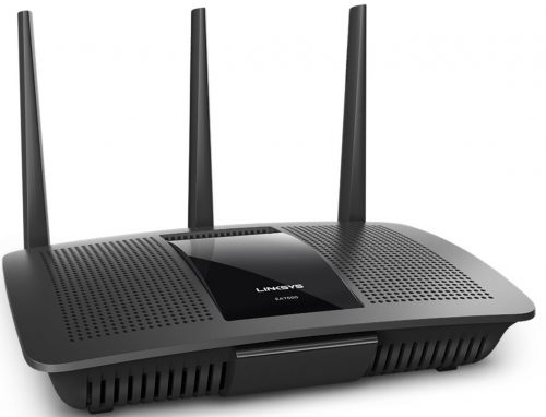 Linksys AC1900 Dual Band Wireless Router