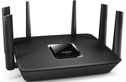 Linksys Max-Stream AC4000 MU-MIMO Wi-Fi Tri-Band Router