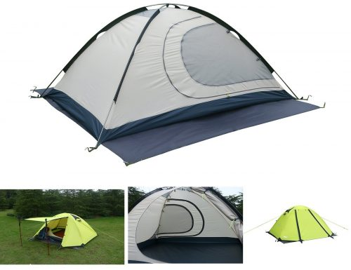 Luxe Tempo 2 Person 4 Season Tents Freestanding