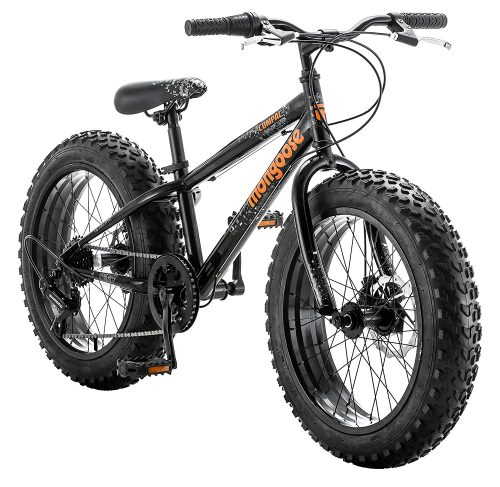 Mongoose Compac Boy's Fat Tire Best Bike