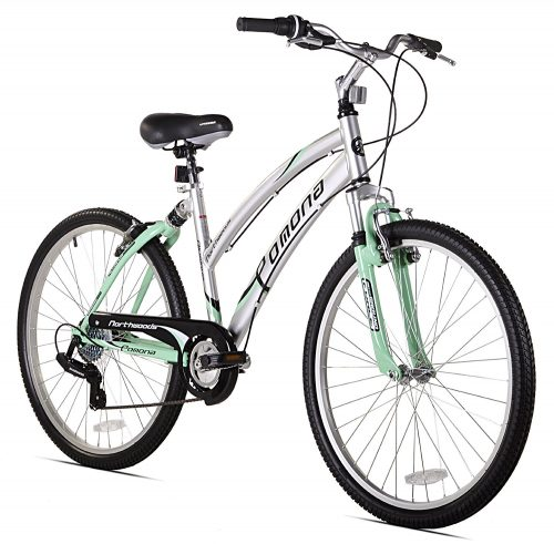 Northwoods Pomona Women's Dual Suspension Comfort Bike