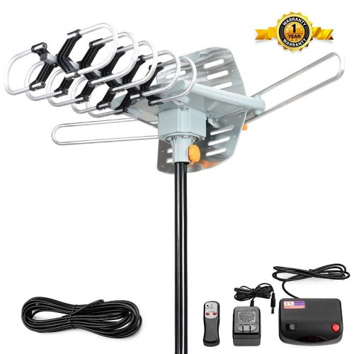 Outdoor Amplified HDTV Antenna Digital TV Antenna