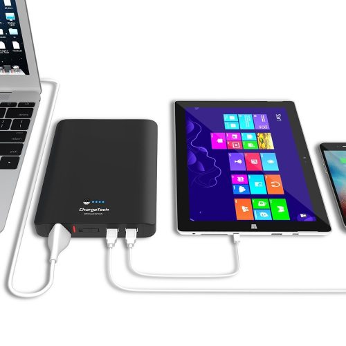 Portable AC Outlet Battery Pack by ChargeTech