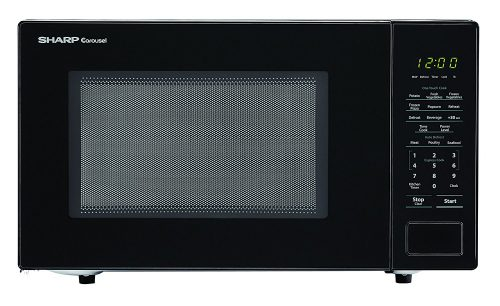 Sharp Microwaves ZSMC1131CB Sharp 1,000W Countertop Microwave Oven