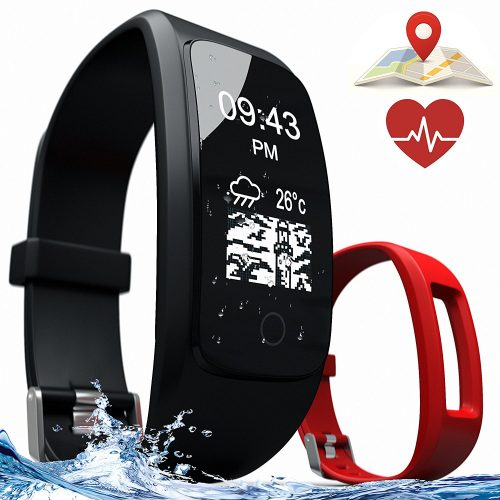 Smart Bracelet with Activity Tracker