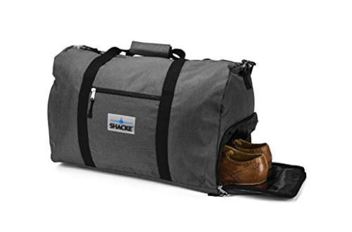 Shacke's Travel Duffel Express Weekender Bag