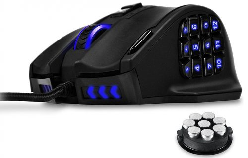 UtechSmart Venus 16400 DPI High Precision LaserGaming Mouse