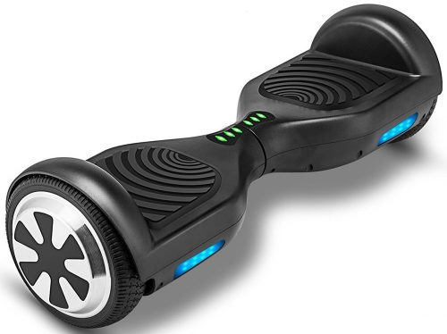 VEEKO Self Balancing Scooter Black Hoverboard