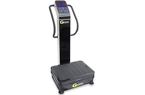 Professional Dual Motor Whole Body Vibration Machine