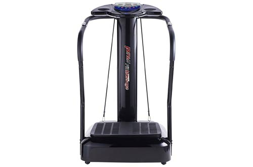 Whole Body Vibration Platform Exercise Machine