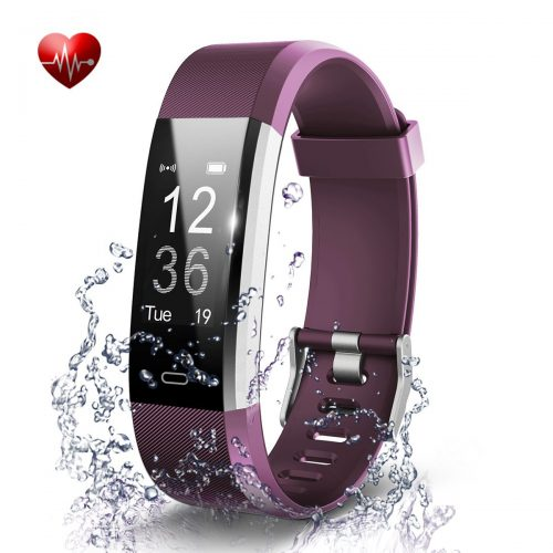 Waterproof Activity Tracker Heart Rate Monitors Sleep Tracking Wireless Bluetooth Activity Tracker