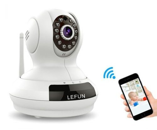WiFi Camera, LeFun Wireless Surveillance Camera IP Camera