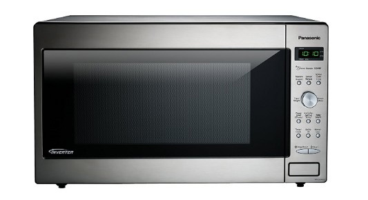 Panasonic NN-SD945S Countertop:Built-In Microwave, 2.2 cu. ft. Stainless