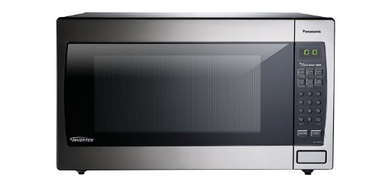 Panasonic NN-SN966SR 2.2 Cu.ft. 1250W Genius Sensor Countertop:Built-In Microwave