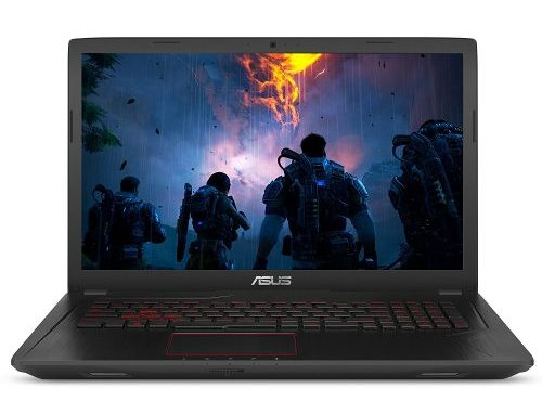 ASUS Gaming Laptop, GTX 1050 Ti 4GB, Intel Core i7